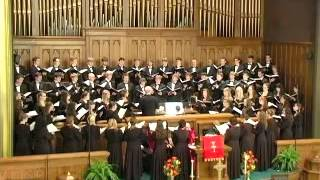 Britten: Festival Te Deum (The Hastings College Choir)