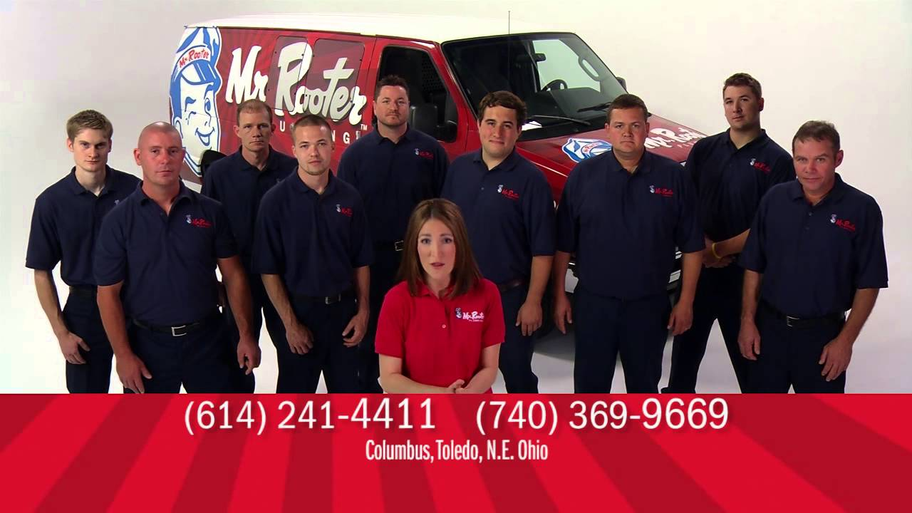 Mr Rooter Of Columbus Tv Commercial 95 Drain Special