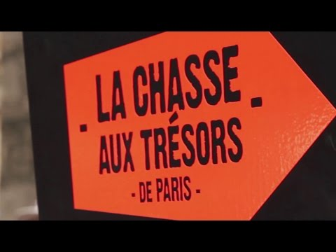La Chasse aux Trésors de Paris 2016