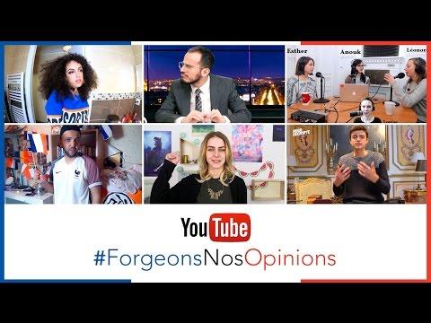 #ForgeonsNosOpinions - Découvrez d'Autres Opinions Pour Faire Avancer le Débat - Google France