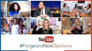 vuclip #ForgeonsNosOpinions - Découvrez d'Autres Opinions Pour Faire Avancer le Débat - Google France