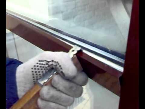 фото ключа для снятия декоративных планок витража здание музея является