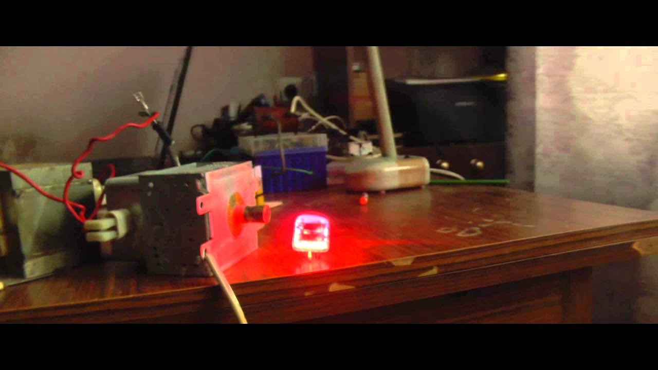 Microwave Oven Magnetron Danger Youtube