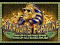 Big Win On Pharaoh S Fortune Bonus Free Spins By IGT mp3