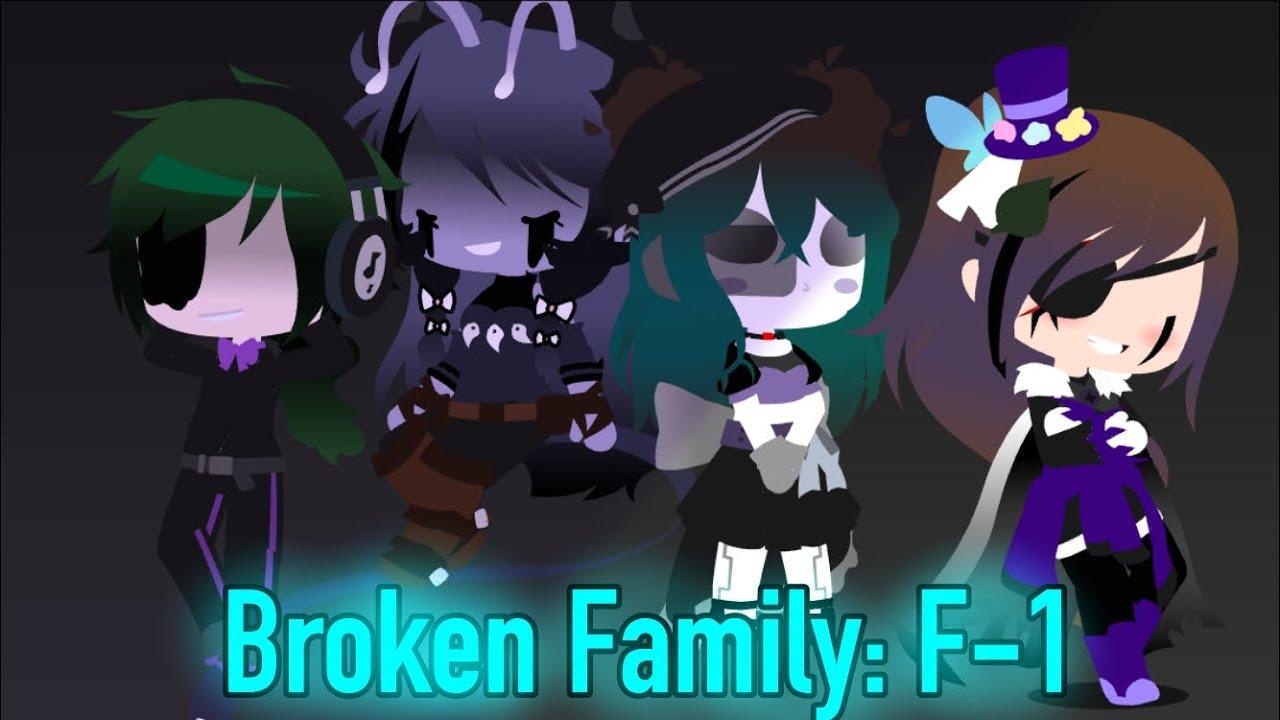 Broken Family Episode 1: F-1 - YouTube