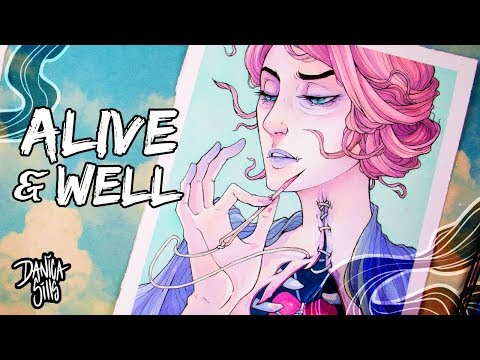 Alive and Well ♦ Watercolor Painting ♦ Skillshare