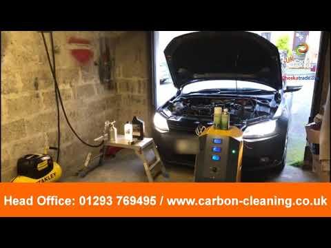 VW Jetta DPF cleaning