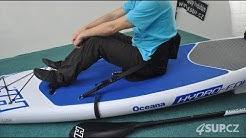 [4SUP.CZ] Paddleboard HYDRO FORCE Oceana 10' (Bestway) - kajak