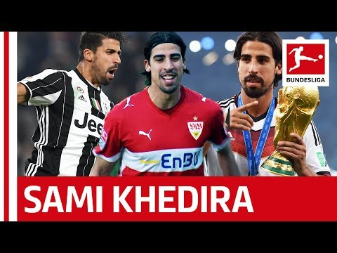 Sami Khedira - Made In Bundesliga