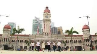 【Love. Malaysia】7 Best Malaysia Patriotic A Cappella Medley - SAB A Cappella