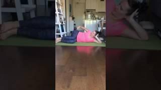 Yoga for hips & pelvis
