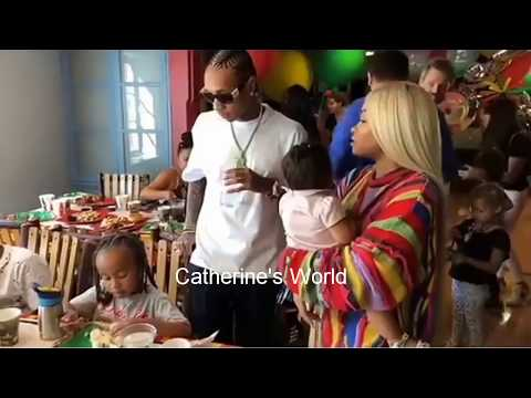 Blac Chyna and Tyga Back Together For Their Son's Birthday