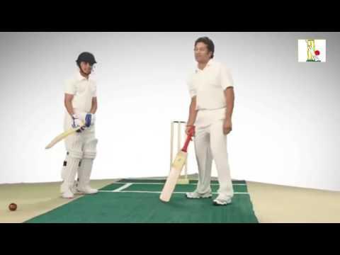 Sachin Tendulkar batting tipsHow to play cover drive like Sachin Tendulkar