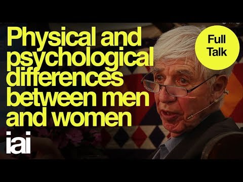Physical & Psychological Differences Between Men and Women