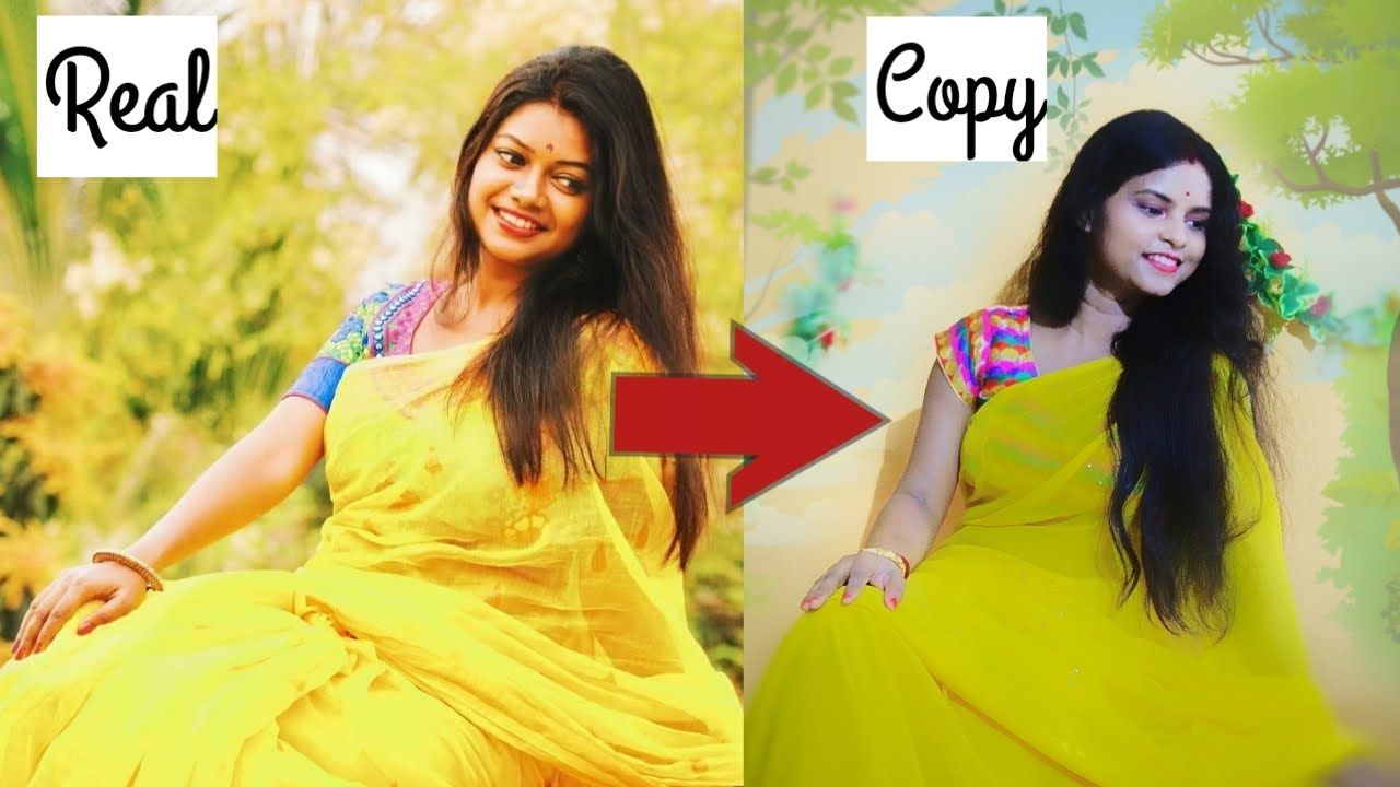 RECREATED SANTHALI ACTRESS PICTURES // CELEBRITY STYLE // RECREATING INSTAGRAM PICTURES // SARNAGIRL