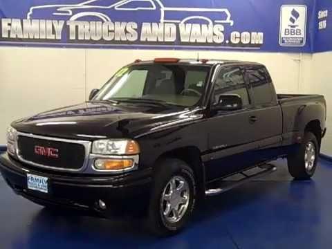 2010 Gmc Denali >> Family Trucks and Vans 2002 GMC Sierra Denali B21827 - YouTube
