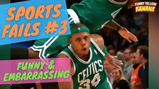 Funny & Embarrassing Sports Fails Caught on Camera 😂🏀⚽ 2021 Compilation Part 3 ⚾🏈🤣