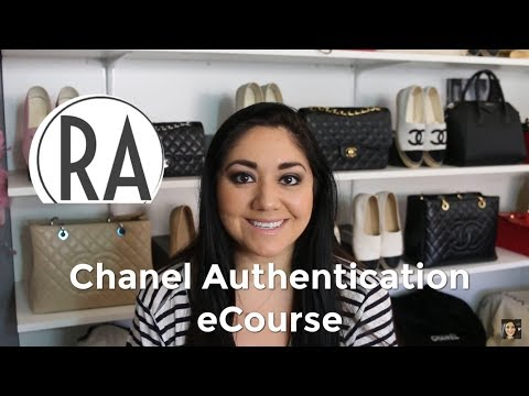 Chanel Authentication eCourse Review   Real Authentication