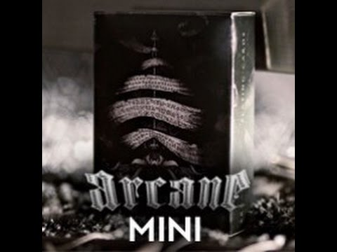 Mini Black Arcane Deck Review