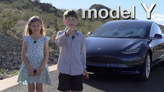 "Tesla Model Y | The ""History"" of Tesla."