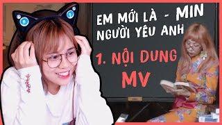 """MISTHY INBOX MIN HỎI NỘI DUNG MV """"EM MỚI LÀ NGƯỜI YÊU ANH"""" ĐÓ   MV REACTION  Em Mới Là Người Yêu Anh"""