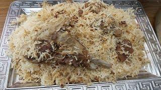 Peshawari Mutton Pulao Recipe - Degi Mutton Pulao Peshawari Style  - مٹن یخنی پلاؤ