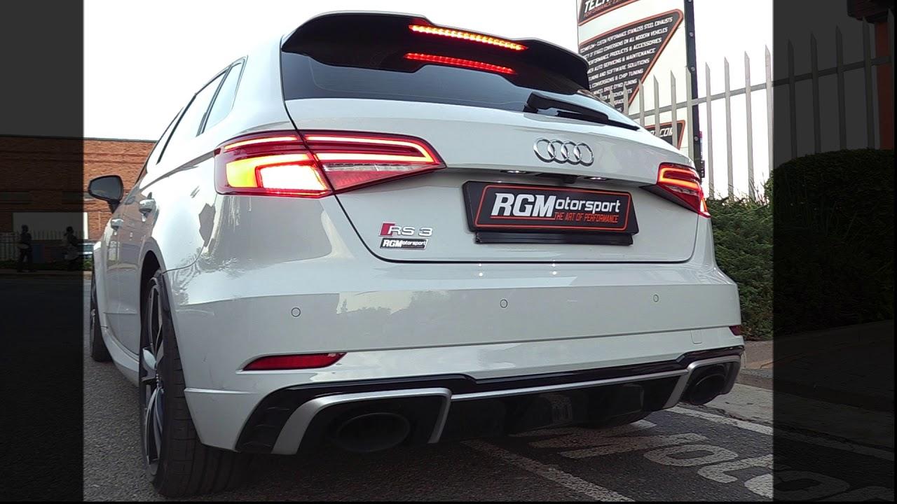 SA tuner gives Audi RS3 Sportback serious power upgrade