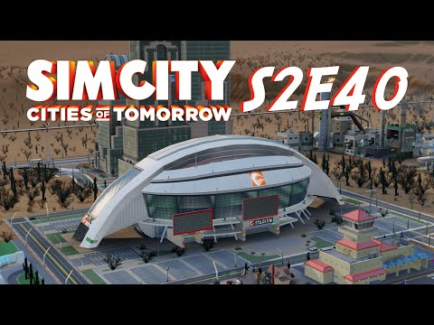 SimCity: Cities of Tomorrow — S2E40 — De Bermuda-tunnel