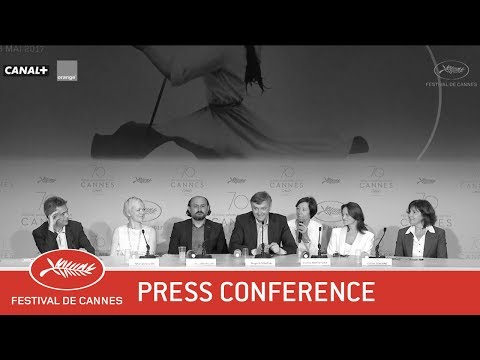 KROTKAYA - Press Conference - EV - Cannes 2017