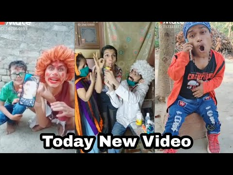 Most popular VMate funny 🤣 Videos  | Today Trending Viral 😜Comedy, 😀Fun Videos