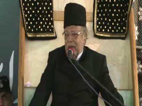 09 Majlis 09 Muharram 1438 2016 Allama Talib Jauhary