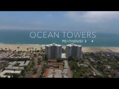 SANTA MONICA PENTHOUSE BY THE SEA