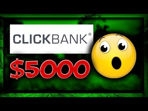 How I Made $5000 With 3 Hours Of Work On Clickbank Step By Step