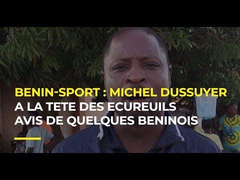 BENIN-SPORT : MICHEL DUSSUYER A LA TETE DES ECUREUILS