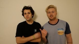 ACCENT CHALLENGE WITH DAVID DOBRIK!