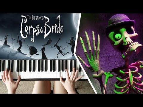 Remains Of The Day - Corpse Bride    PIANO COVER