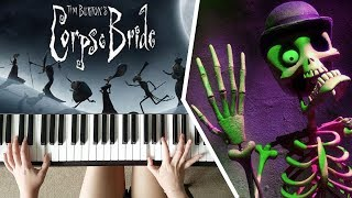 Remains Of The Day - Corpse Bride || PIANO COVER