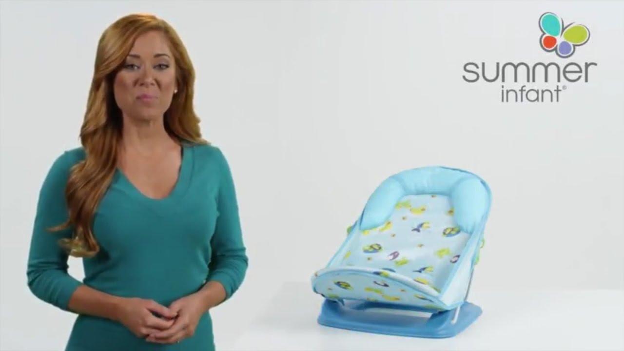 Стульчик для купания Smoby - YouTube