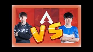 ACEU vs RAS   WHO IS THE BEST APEX LEGENDS PLAYER