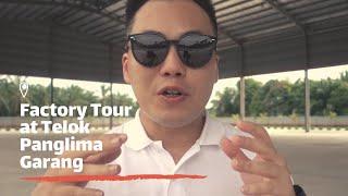 Factory Tour l Telok Panglima Garang l 30,000 sqft Factory Space For Rent l Industrial Space