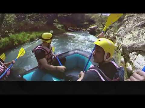 Rafting in Arkadia