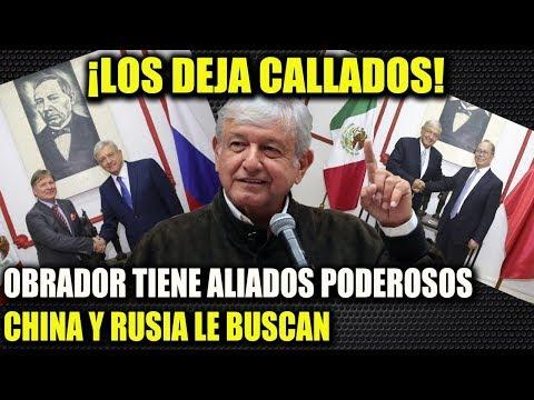 LÓPEZ OBRADOR ¡DEJA MUDOS A SUS DETRACTORES! - CAMPECHANEANDO
