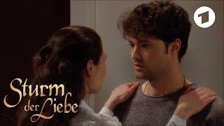 Denise entscheidet sich gegen Henry und für Joshua | Sturm der Liebe