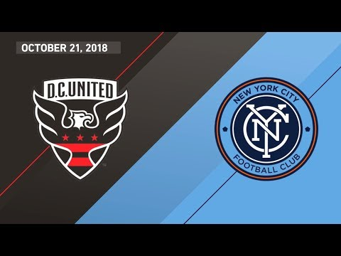 HIGHLIGHTS: D.C. United vs. New York City FC | October 21, 2018