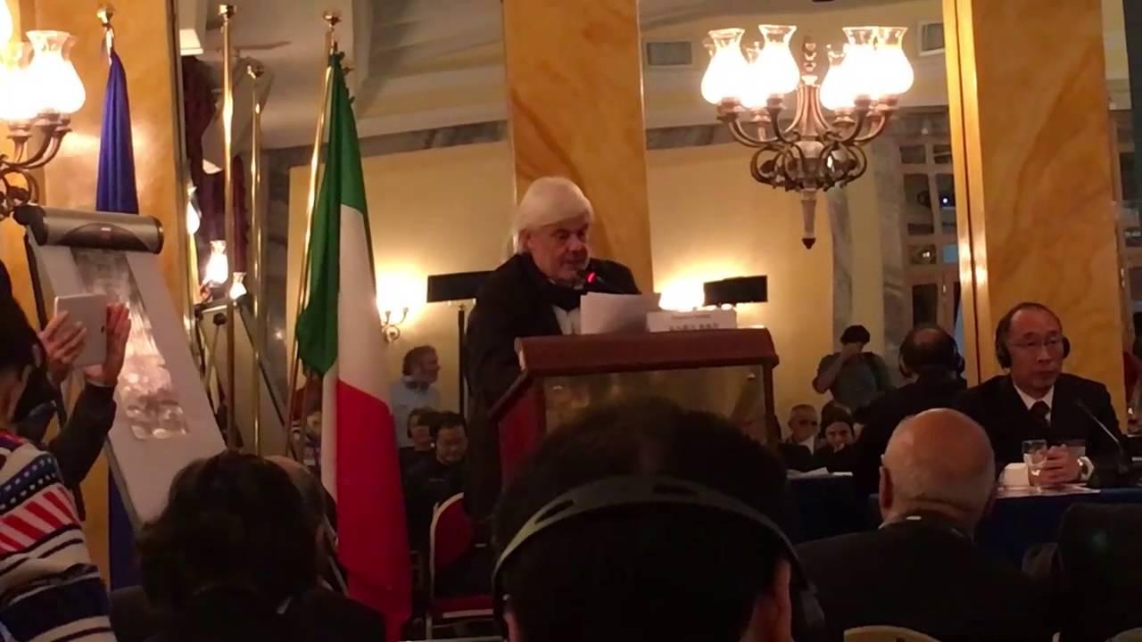 Intervento di Fausto Sorini al Forum Europeo 2016