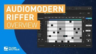 Riffer by Audiomodern | Review of Features Tutorial