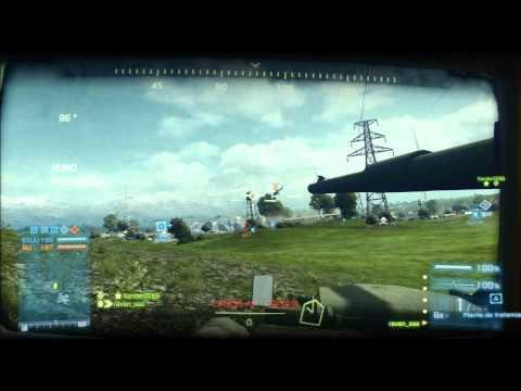Battlefield 3 Cazatanques?.....¡CazaHelicopteros!...Primera Muerte.