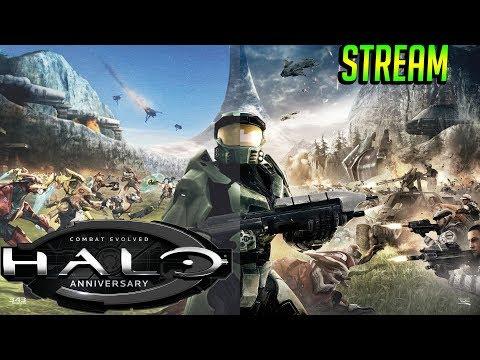 Halo Combat Evolved Anniversary | Campaña Completa | STREAM