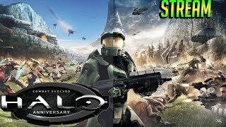 Halo Combat Evolved Anniversary   Campaña Completa   STREAM