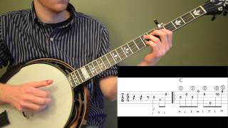 Billy In The Lowground Intermediate Banjo Lesson